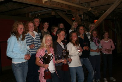 Premieutdeling for Zoom8 NorgesCup 2007