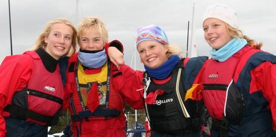 Sølvmedalje til HjS i Lag-NM2007 for Zoom8 i Florø