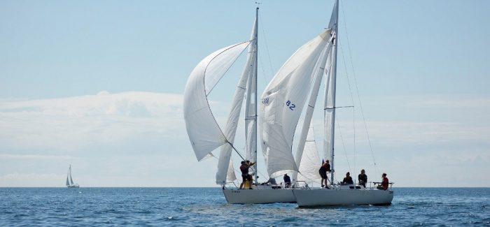 FULLT: Begynnerkurs i seiling for voksne 12. juni