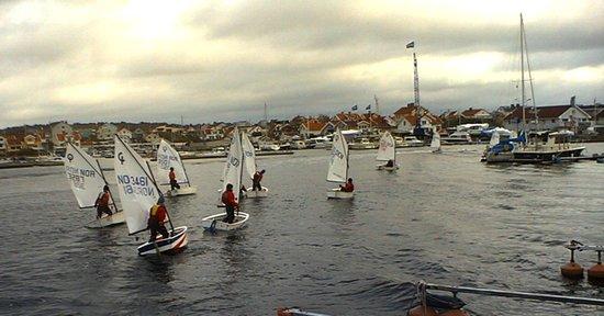 Nordisk treningssamling (19.10-21.10) Marstrand 2007